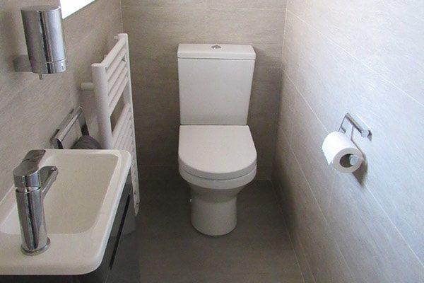 vvs gentofte toilet sanitetsteknik